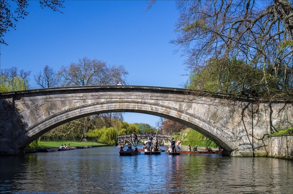 King's College bridge